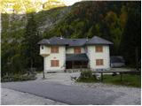 Dom v Lepeni - lanzevica