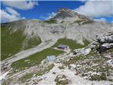 Rifugio Puez / Puez Hütte