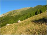 Planina nad Sočo