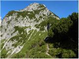 Veliki Nabojs / Monte Nabois grande