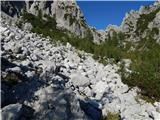 NC Planica - Mala Ponca / Ponza Piccola
