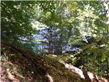 Kamna Gorica - partizanski_dom_na_vodiski_planini