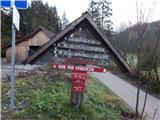 Grahovše - Cottage Pr Zdravc