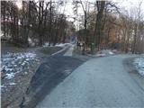Cemetery Radenci - Viewpoint Kapela