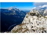 na vrhu Srebrnjaka (2100m)