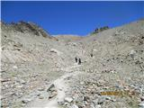 Mont Blanc / Monte BiancoProti Tete Rousse ....