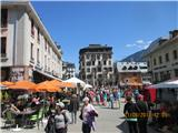 Mont Blanc / Monte BiancoGlavni trg ...