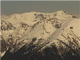 Monte Paularo in Monte Dimon