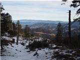 Komenpo travnikih s severne strani