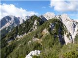Kapela Kristusa Kralja v Logarski dolini - mrzla_gora