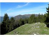 Ratitovecvrhovi nad Soriško planino