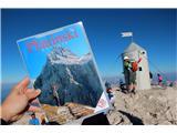 Mednarodni dan gora 2016: planinska kulturaPlaninski vestnik, najstarejša še izhajajoča slovenska revija (foto Manca Čujež).