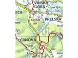 Zaprta pot na Lipnik pri Vinski GoriZaprta pot na Lipnik pri Vinski Gori. Vir: PZS