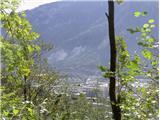 Murova (Jesenice) - smucarski_dom_crni_vrh