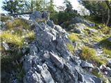 zavrsnisko_jezero - Smokuški vrh