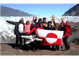 Treking na Grenlandiji
