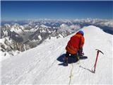Mont Blanc / Monte BiancoVrh...