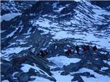 Mont Blanc / Monte BiancoTretji dan...