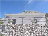 Planinska koča pod Svetim Jurijem