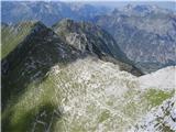 Planina Zapleč - krncica