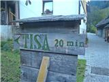 Solčava - hribarska_huda_zijalka