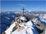gorska prostranstva se najlepše vidijo z vrha