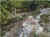 Osorščica - Sv. Nikolaj in Televrinapa skočim še na najvišji vrh